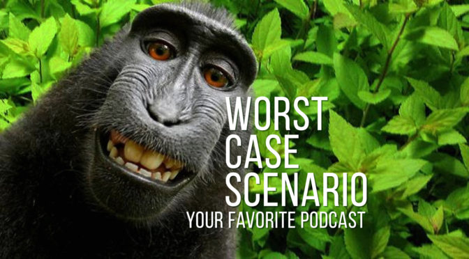 "Worstcase Scenario ep. 146 ""Safe Space vs. Space Force"""