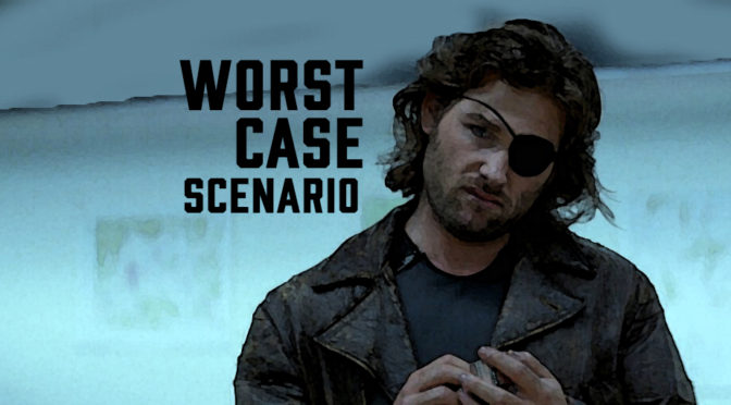 "Worstcase Scenario ep. 163 ""Bathroom Etiquette: Fixin' To Blow It Up In Here"""
