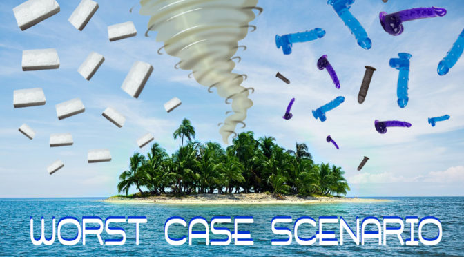 "Worstcase Scenario ep. 208 ""The Miseducation of William H. Hatespeech"""