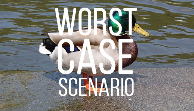 "Worstcase Scenario ep. 202 ""Malarkey Teeth"""