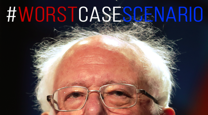"Worstcase Scenario ep. 211 ""Are They More Afraid of Bernie or Corona?"""
